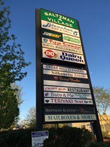 Pylon Signs in Greensboro