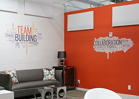 Wall Graphic Services in Greensboro, NC