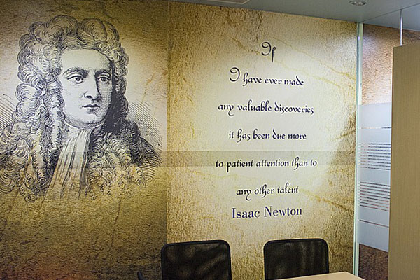 Custom Interior Wall Murals for your office or home
